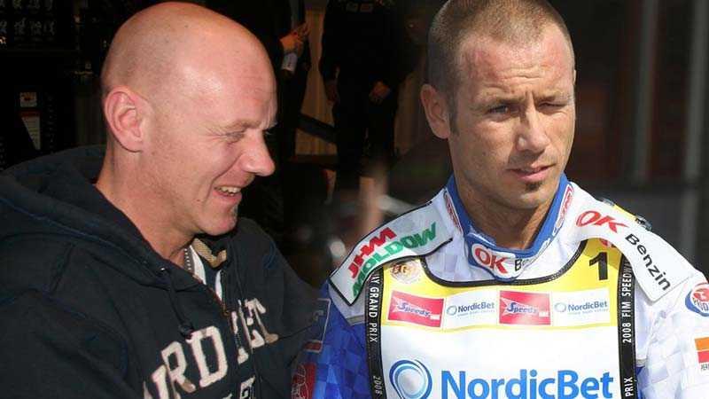 Speedwaystjärnornas pokerduell vanns av Tony Rickardsson mot Nicki Pedersen.