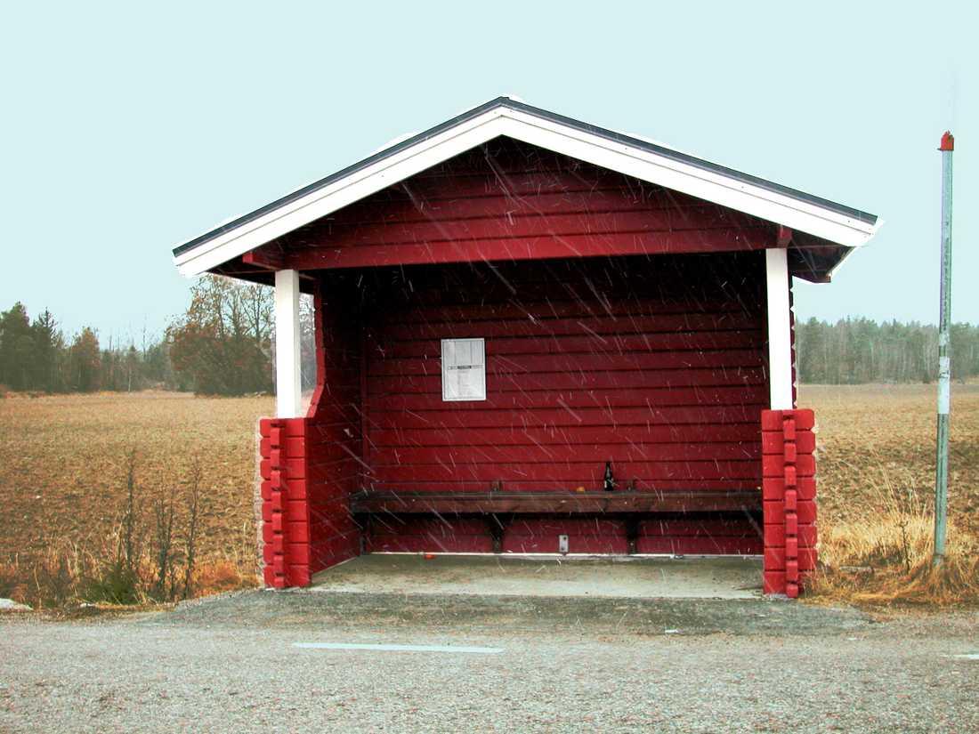 Arkivbild från Håbo.