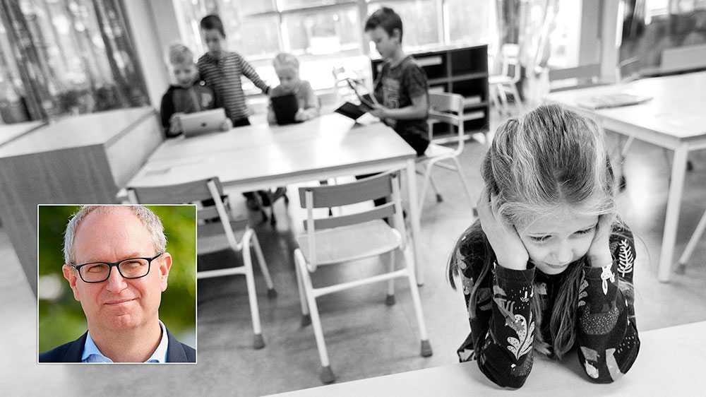 Studien visar att skolor väljer bort barn med ADHD och diabetes. Minst välkomna var pojkar med diagnoser. Bortsorteringen av barn sker både i kommunala och fristående grundskolor, men mer bland fristående skolor, skriver Fredrik Malmberg, Specialpedagogiska skolmyndigheten.