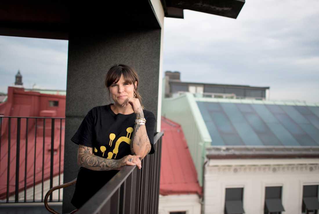 Mia Skäringer kommer tillbaka till Globen och Scandinavium i höst. Arkivbild.