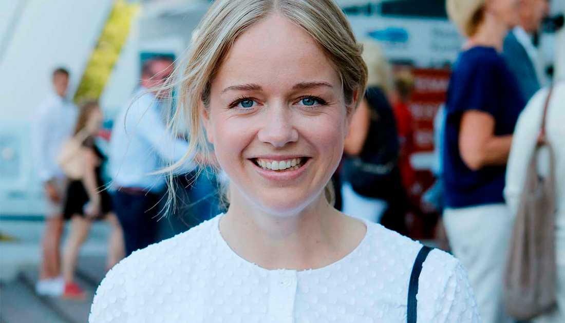 Ebba Kleberg von Sydow har fått sitt tredje barn.