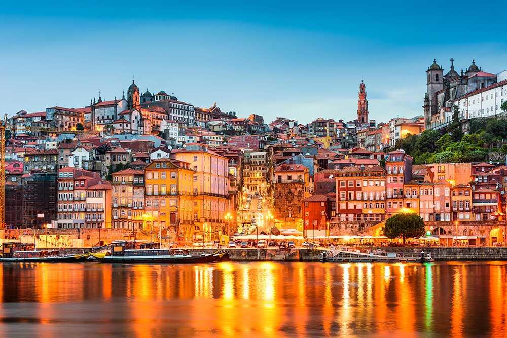 Porto, Portugals näst största stad.