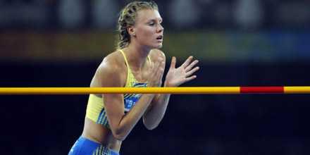 1,99 blev för högt för Emma Green – som inte riktigt kunde ge sig in i striden om medaljerna.