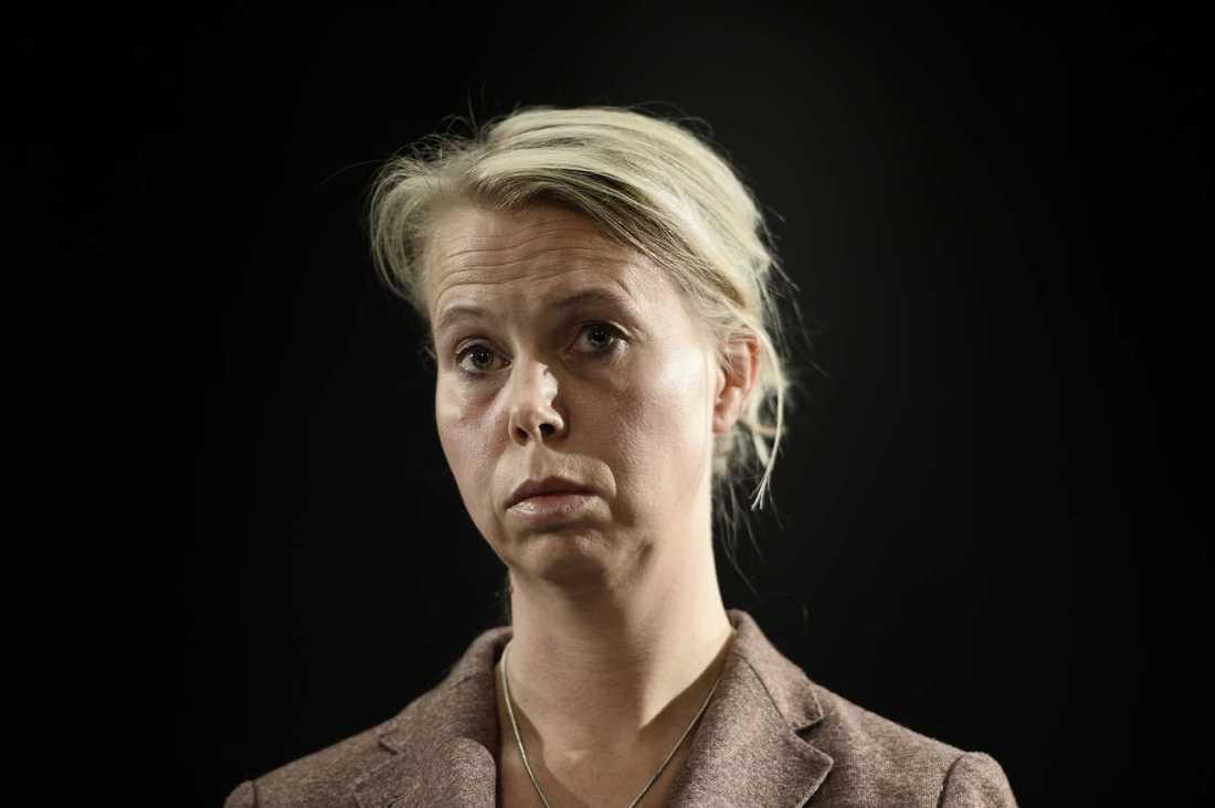 Ekots nyhetschef Anne Lagercrantz