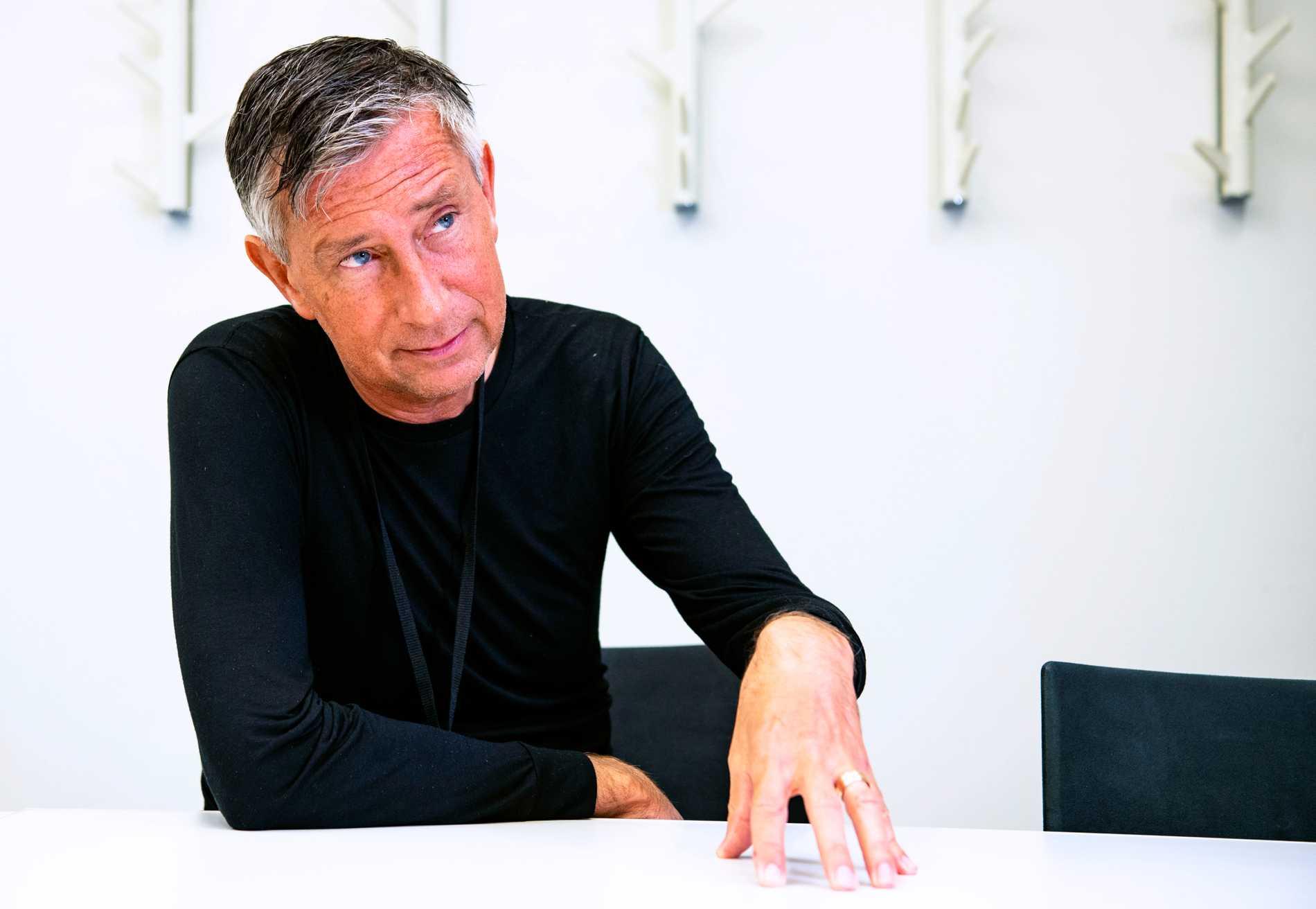 Richard Bergströms uppdrag gäller till januari 2022, men han är förberedd på att det kan fortsätta.