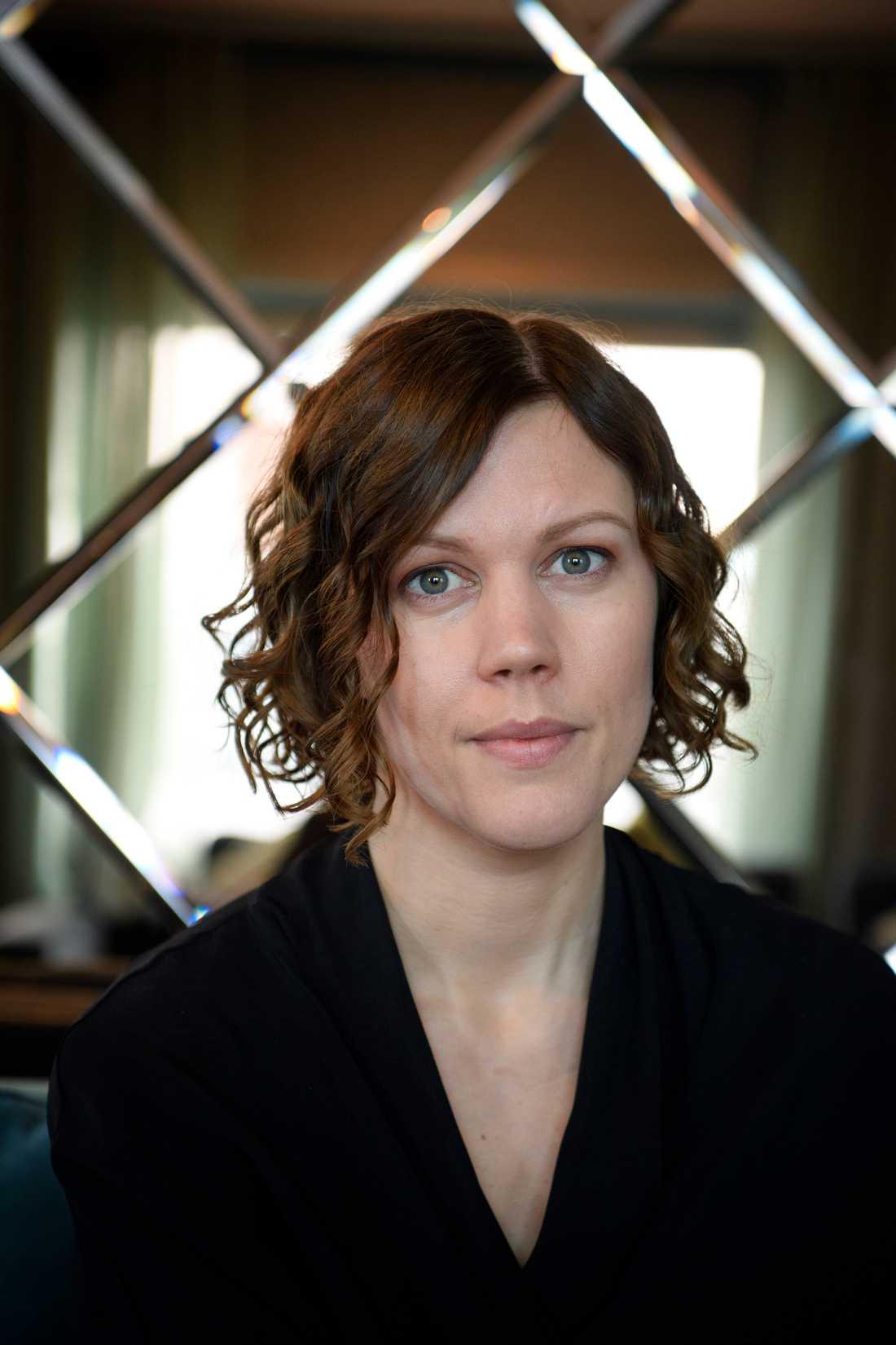 """Amanda Kernell följer upp den hyllade debuten """"Sameblod"""" med skilsmässodramat """"Charter""""."""