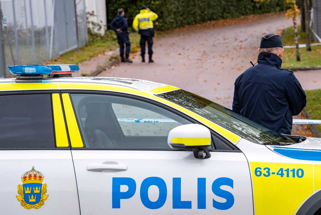 14-åringar misshandlades av stort gäng i Kävlinge i Skåne på torsdagskvällen. Arkivbild.
