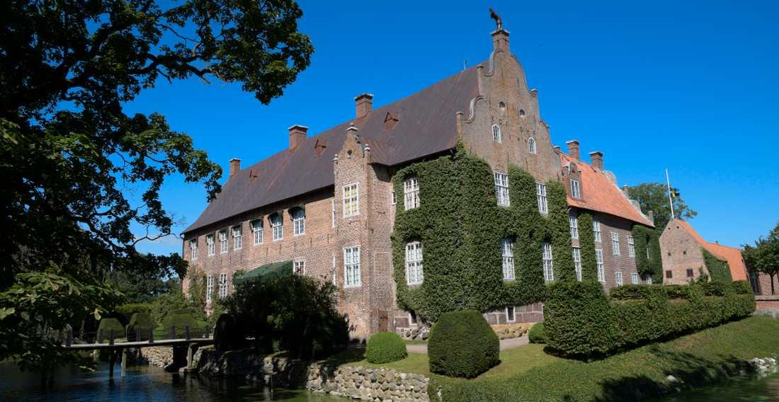 Trolle Ljungby slott och fideikommiss har anor från 1300-talet. Det har funnits inom släkten Wachtmeister sedan 1800-talet.