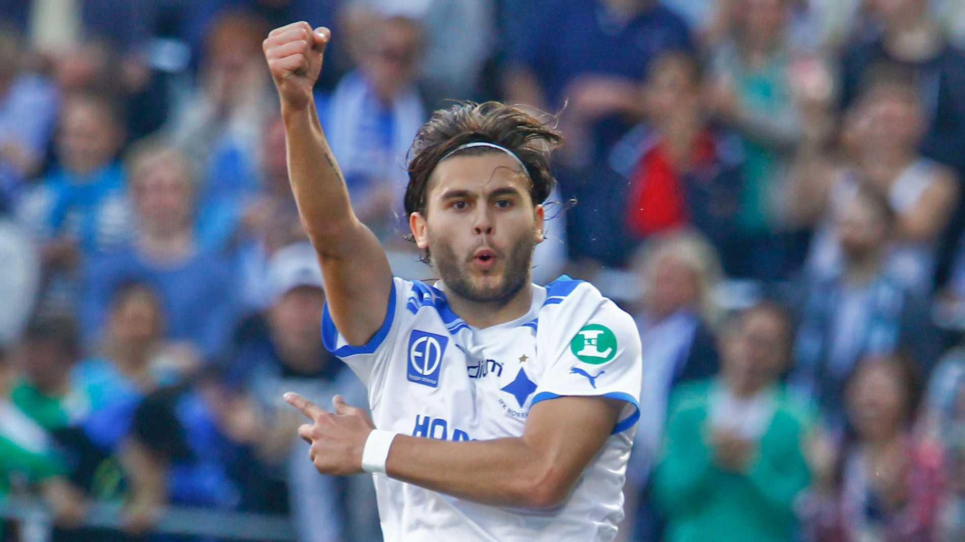 Astrit Ajdarevic, IFK Norrköping.