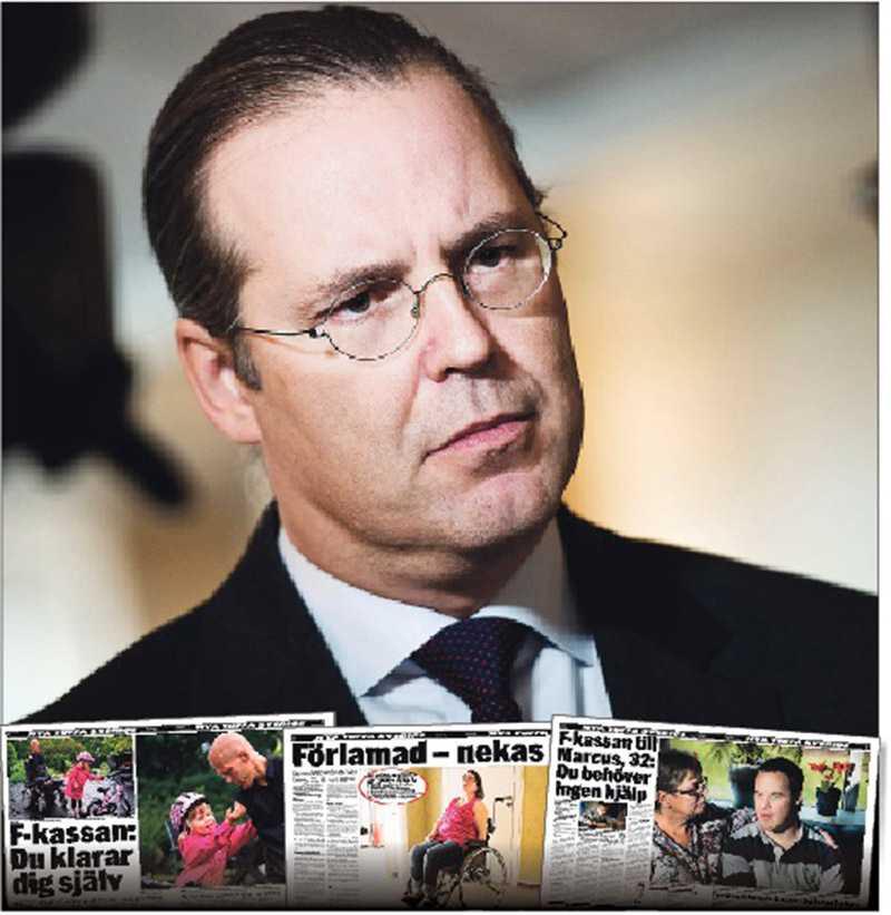 fler blir sjuka När finansminister Anders Borg presenterade budgeten var han tydlig med att det inte är hållbart att fler människor sjukskrivs.