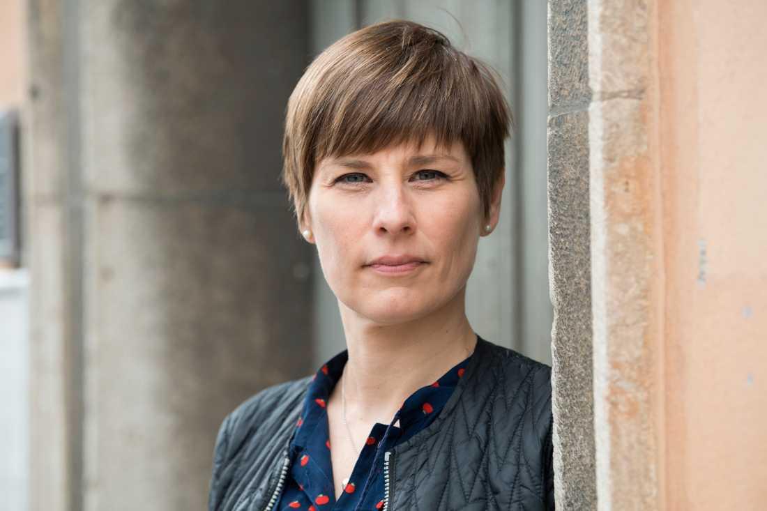 Staten måste ta ett större ansvar, säger Sofia Rydgren Stale, andre vice ordförande på Sveriges läkarförbund.