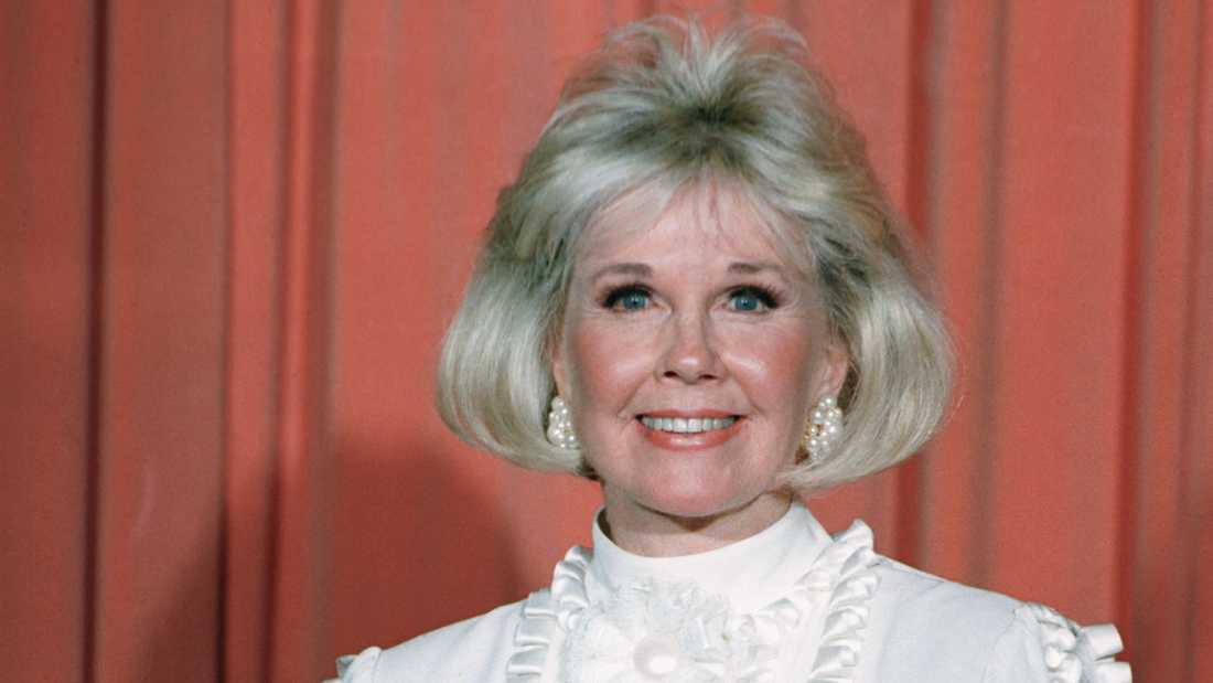 Doris Day 1989.
