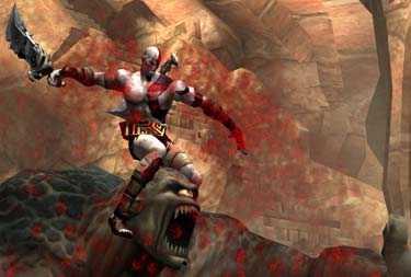"""""""God of War"""" ställer självaste """"Devil May Cry"""" på skam."""
