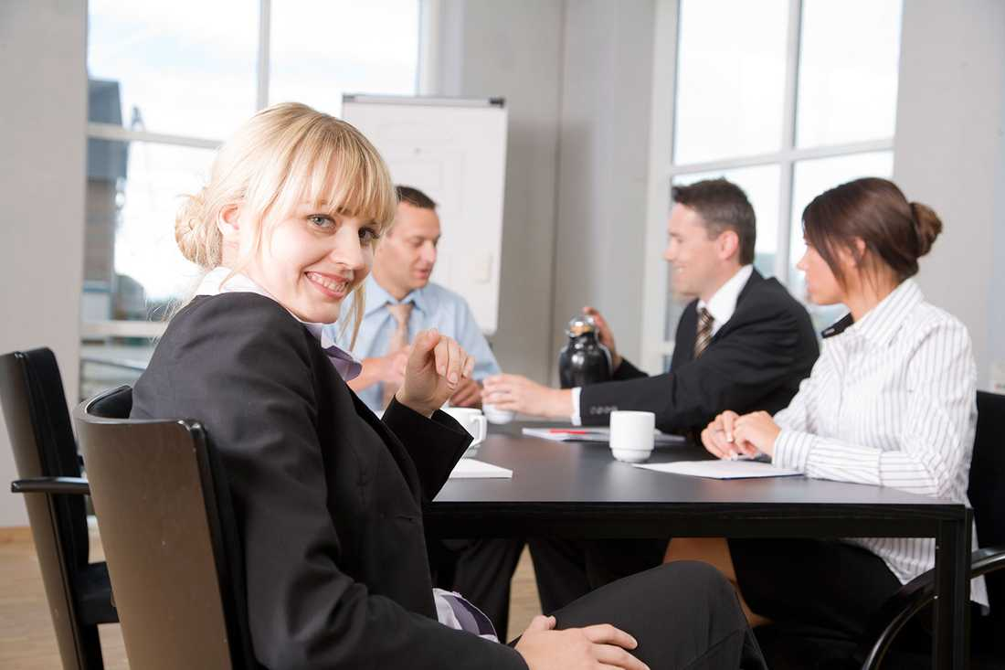 Jämn könsfördelning ingen utopi En databas erbjuder nu svenska företagsstyrelser över 800 kompetenta kvinnor att välja bland.