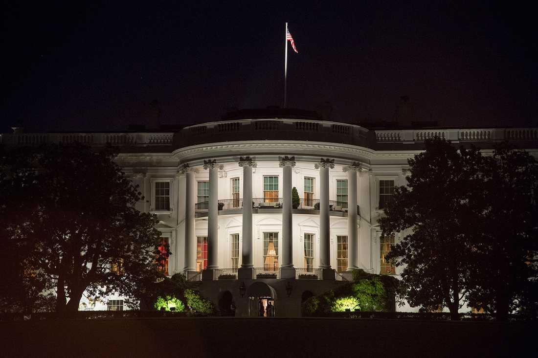 Vita huset.