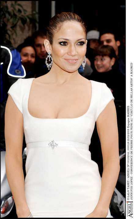 Jennifer Lopez - värd 260000000 kronor.
