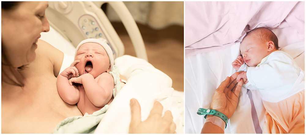 De flesta förlossningsavelningar portar partners som har förkylningssymtom.