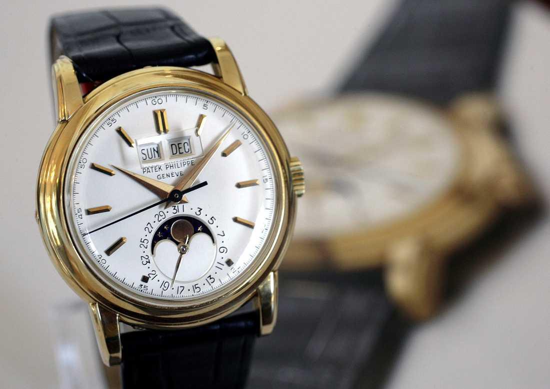Patek Philippe-klocka