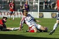 Under press. Assyriska förlorade igen och nu ökar pressen på bottenlaget. Dani Hamzo har upplevt samma sak med sin gamla klubb Öster.