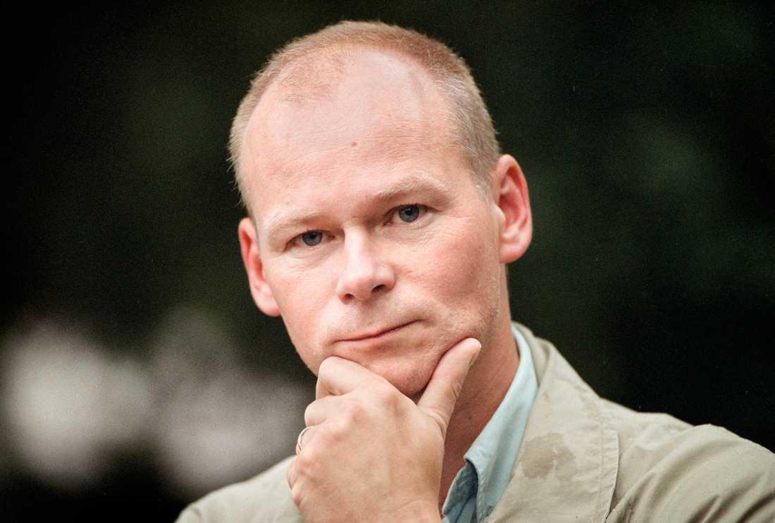 Tommy Möller, statsvetarprofessorn.