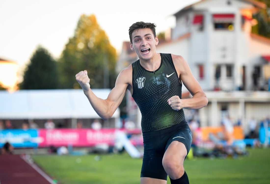 Armand Duplantis är i storform och en av de största svenska medaljhoppen på EM.