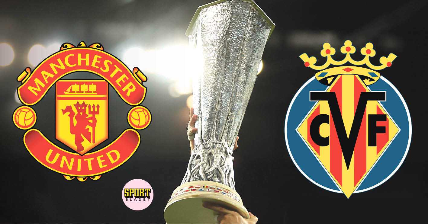 Allt inför Manchester United–Villarreal i Gdansk