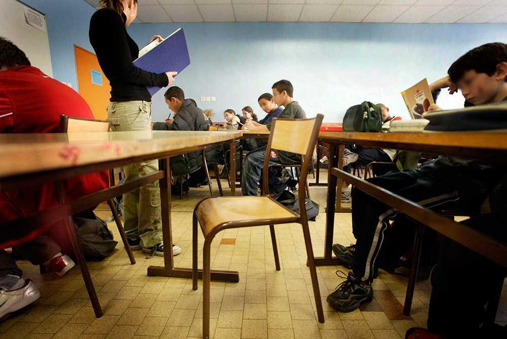 I kommunerna med sämst skolresultat finns det inga företag som erbjuder läx-rut. Klyftorna i skolan ökar.