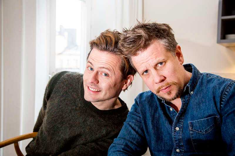 Filip och Fredrik.