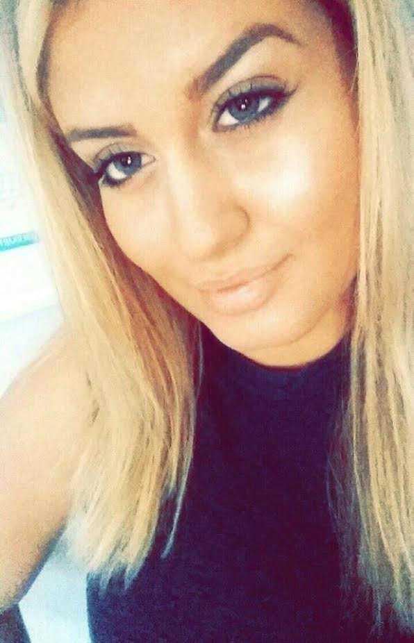 22-åriga Alexandra Mezher höggs ihjäl på HVB-hemmet för ensamkommande flyktingbarn.