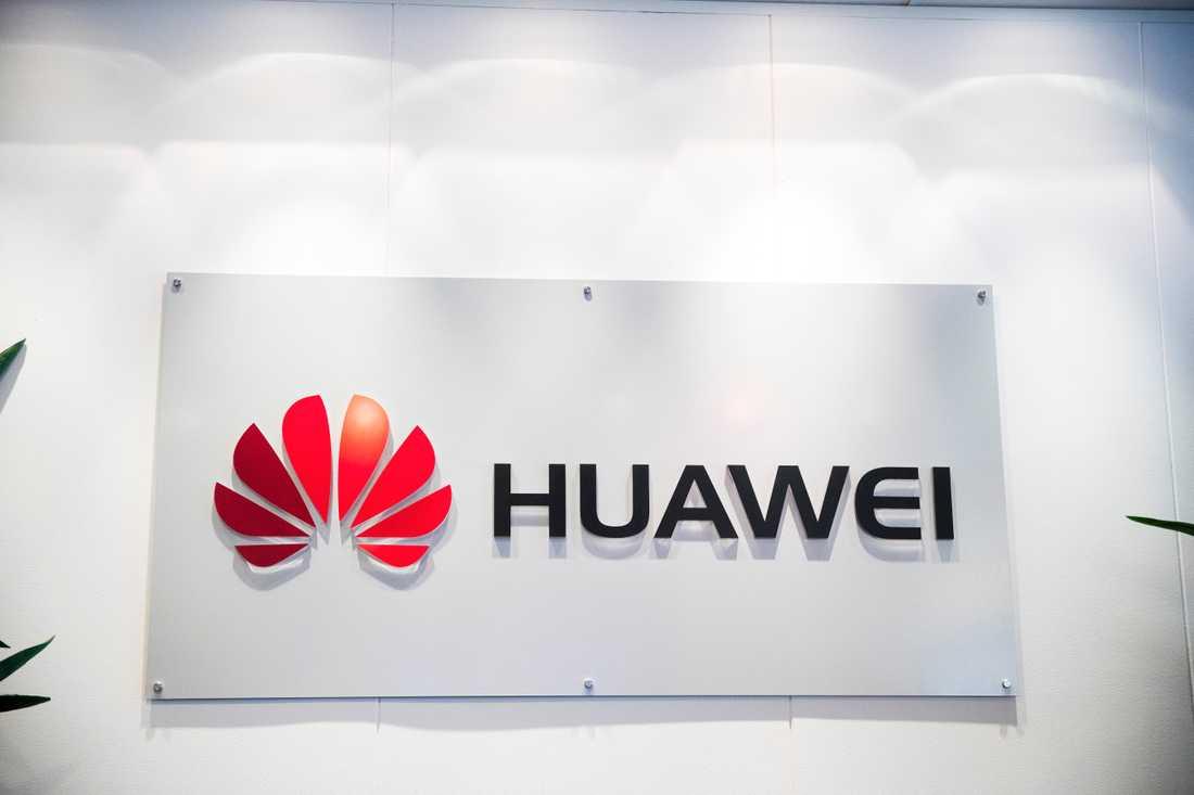Får Huawei vara med och bygga upp 5G-nätet i Storbritannien? Arkivbild.