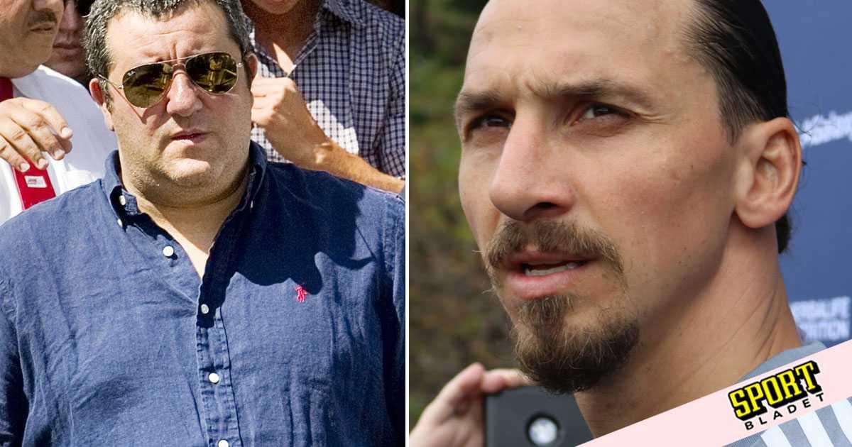 Uppgift: Milan har lagt fram ett förslag för Zlatan