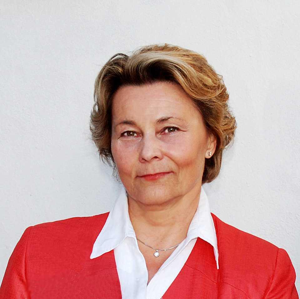 Danuta Wasserman, professor i psykiatri.