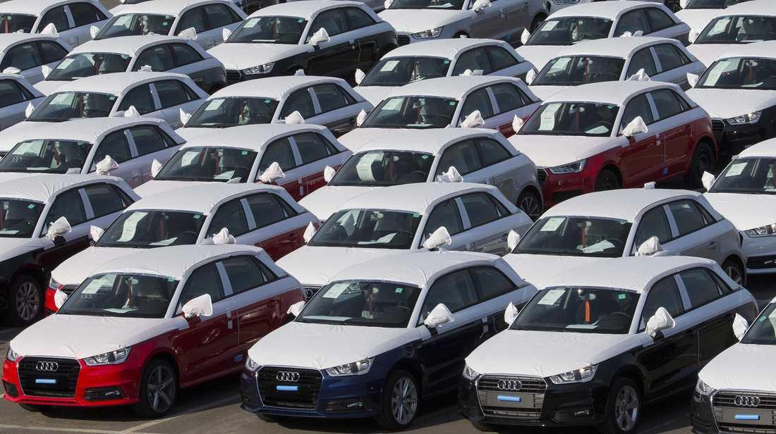 Utsläppsskandalen växer nu ännu mer. En talesperson för Audi säger enligt Reuters att 2,1 miljoner av deras bilar är påverkade.