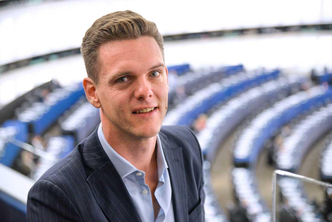 EU-parlamentsledamoten Christofer Fjellner (M) kommer inte att kandidera på nytt i valet i vår.
