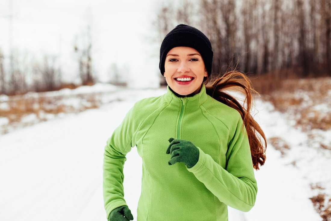 Sommaren är grön och skön. Men vem säger att vintern inte också kan vara det?