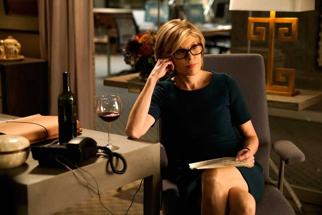 """""""The good fight""""."""