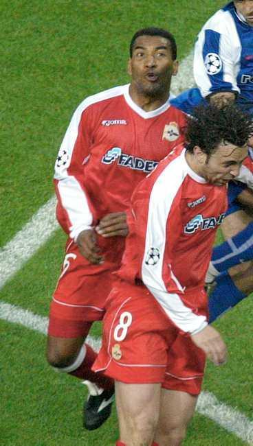 VARNAD & AVSTÄNGD Deportivo La Corunas mittfältare Mauro Silva varnades i Champions League-semifinalen. Nu missar den rutinerade brassen nästa match.