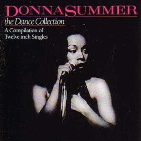 The Dance Collection från 1991.