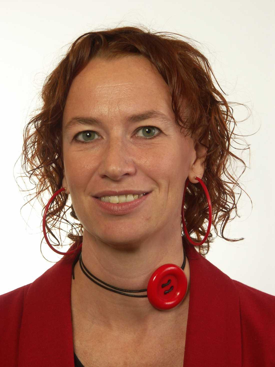 Christina Höj Larsen.