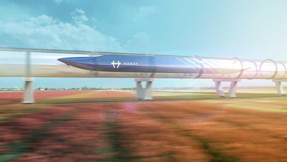 Hardt Global Mobilitys Hyperloop.