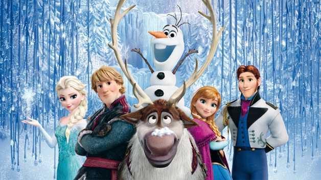 """Disneys """"Frost"""" är en av de mest inkomstbringande animerade filmerna någonsin."""