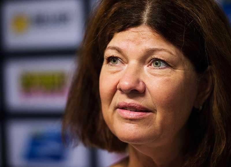 Karin Rundblad.