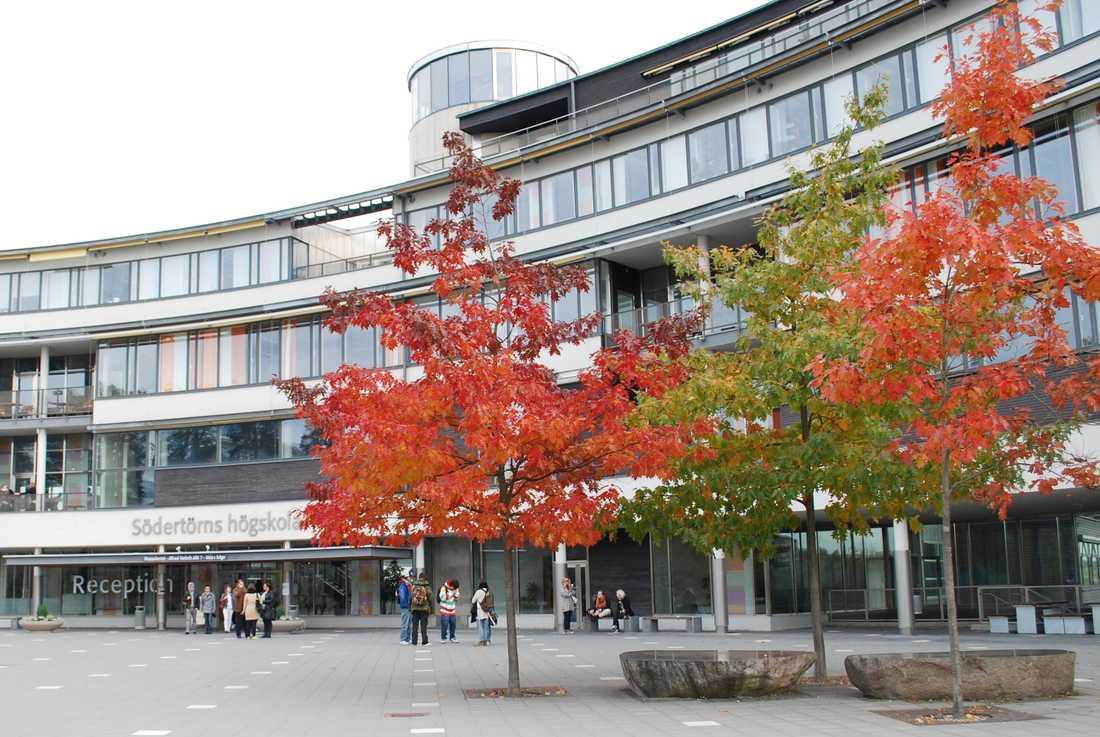 Södertörns högskola. Foto: Foto: Eleonor Björkman