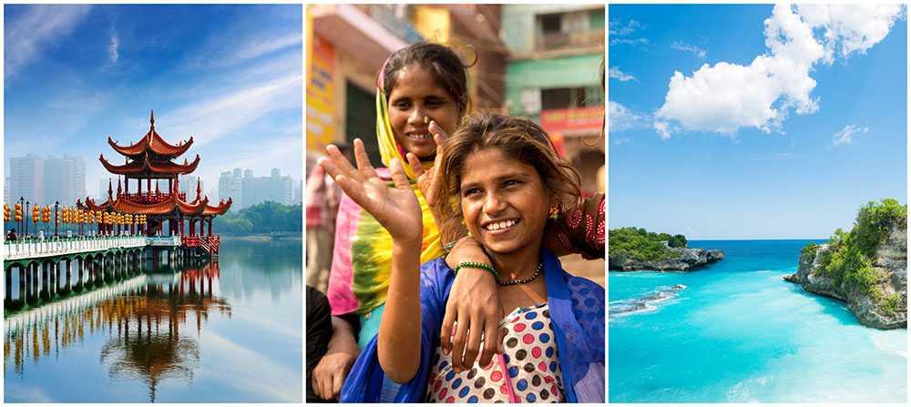 Här är världens mest gästvänliga länder. Thailand ligger topp.