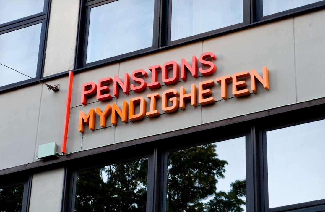 Pensionsmyndigheten varnar för nya bluffen.