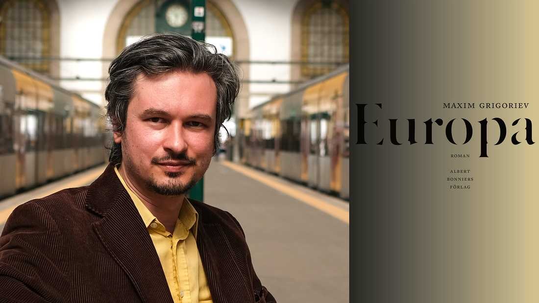 """Maxim Grigoriev (född 1980 i Moskva), författare och översättare. Novellsamlingen """"Städer"""" (2014) tilldelades Borås Tidnings debutantpris."""