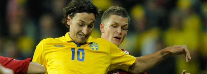 Zlatan Ibrahimovic och de andra svenska stjärnorna ska slå ungern på fredag. Du kan se matchen direktsänd på Unibet.com.