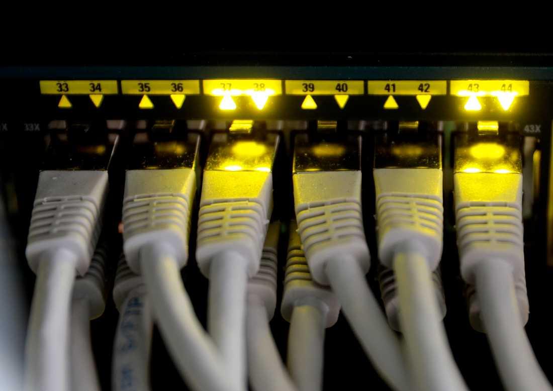 Uppgifter om nästan hela Ecuadors befolkning har läckt från en oskyddad server. Arkivbild.