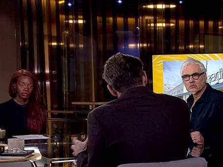 """I torsdagens """"Kulturveckan"""" i SVT debatterade grundaren av Black Lives Matter Sverige, Aysha Jones, och SVT:s programdirektör Jan Helin en diskussion som startade på Clubhouse."""