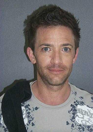 """""""Bud Bundy  David Faustino, sonen i komediserien """"Våra värsta år"""", åkte fast för narkotikabrott i början av maj 2007."""